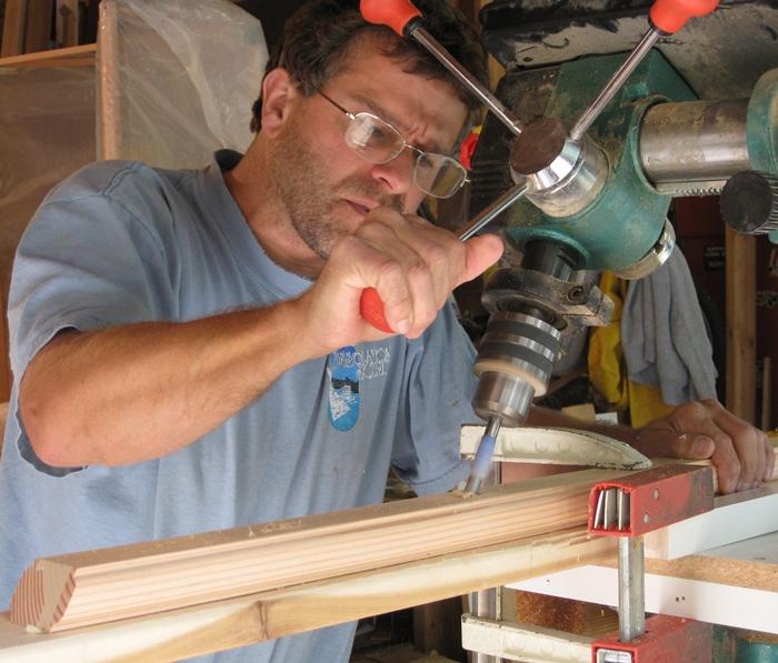 drillingrail