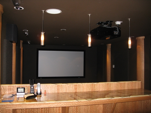 media room install